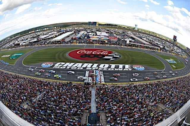 Entry List: Coca-Cola 600 at Charlotte Motor Speedway