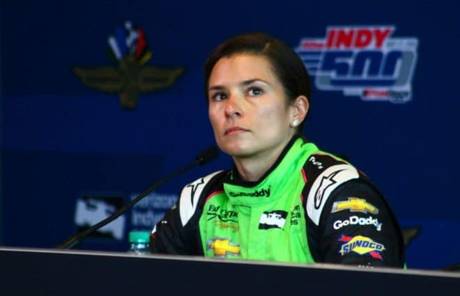 Danica Patrick Joining NBC's Indianapolis 500 Coverage