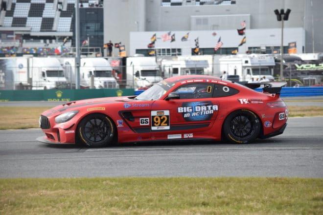 2018 Daytona CTSC Alex Premat Car Phil Allaway