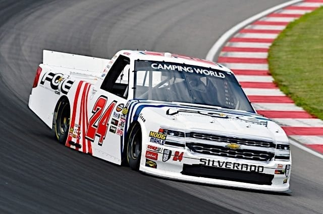 Tracking the Trucks: Justin Haley Scores 1st Career Win at Gateway Motorsports Park
