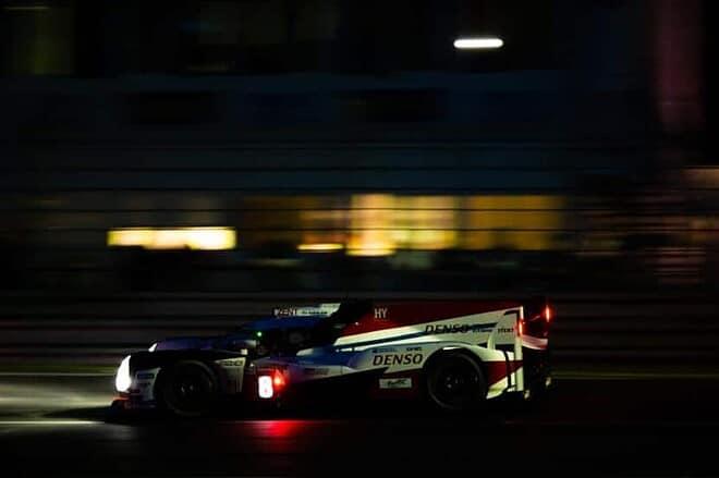 2018 Le Mans WEC Kazuki Nakajima Car Joao Filipe Alves Beato AdrenalMedia