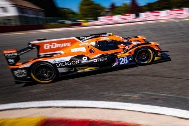 2018 Spa WEC Roman Rusinov Car John Rourke AdrenalMedia