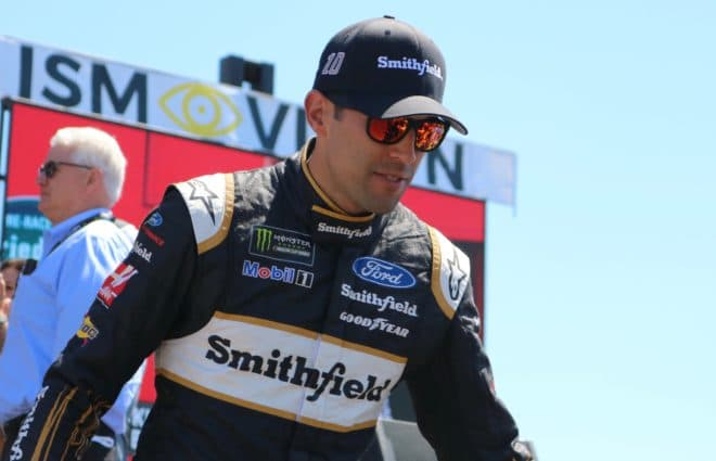 Up to Speed: Aric Almirola Exceeding Playoff Expectations