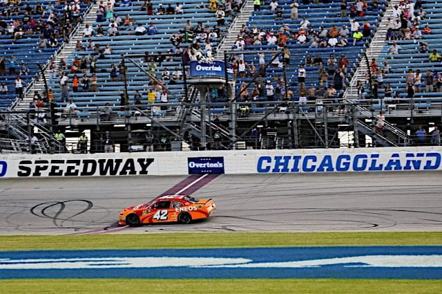Entry List: Camping World 300