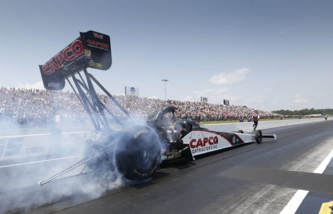 Nitro Shots: Goodbye, Farewell, & See You At The Strip