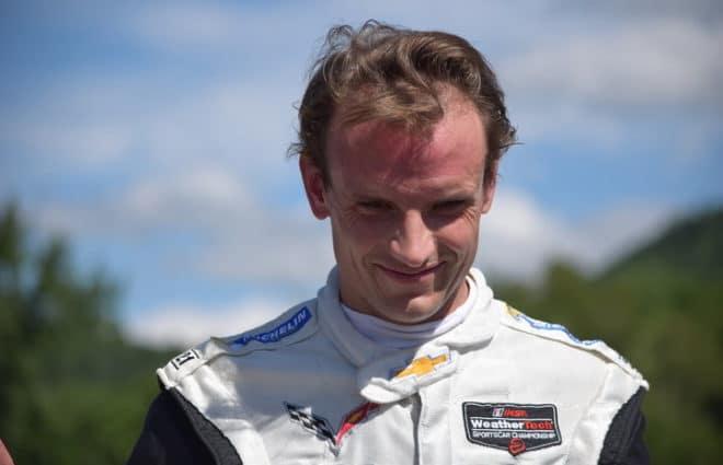 Antonio Garcia Shatters Class Record to Win Northeast Grand Prix Pole