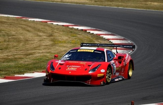 R. Ferri Motorsports Leads Flag-to-Flag, Takes 3rd Straight Blancpain GT Win