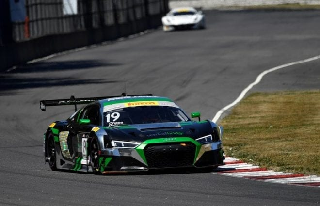 Parker Chase, Ryan Dalziel Claim GT SprintX Race No. 2 after Post-Race Penalty