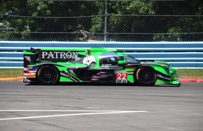 Tequila Patrón to Leave IMSA at End of 2018