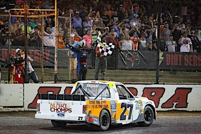Chase Briscoe Win Eldora