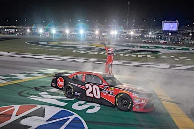 christopher bell 2018 kentucky NASCAR Xfinity Series