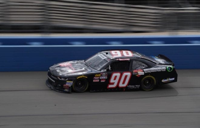 Eyes on XFINITY: Josh Williams Doing a Lot with a Little in