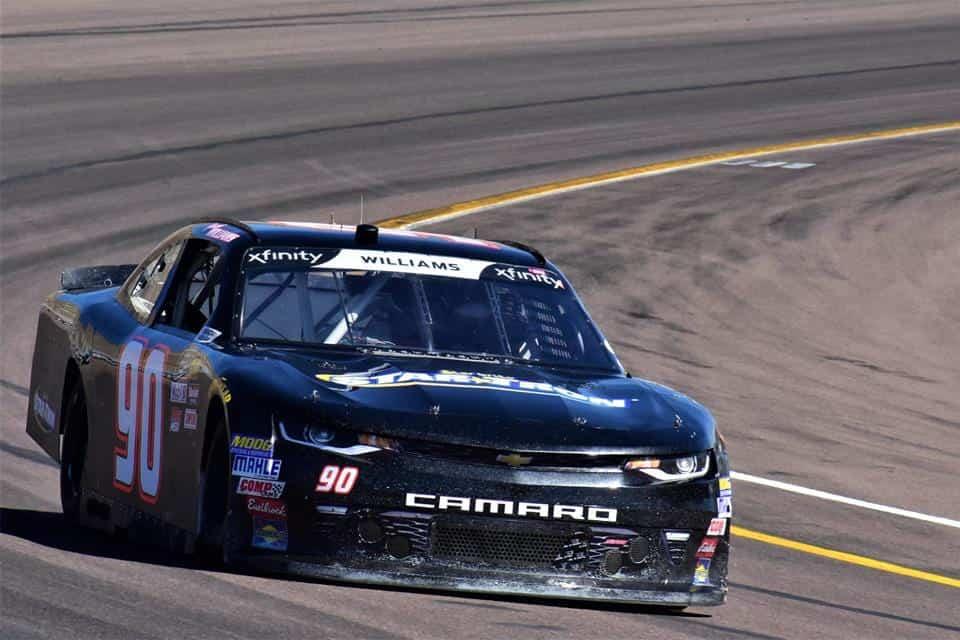 Donald Theetge Set to Make NASCAR XFINITY Series Debut at New Hampshire