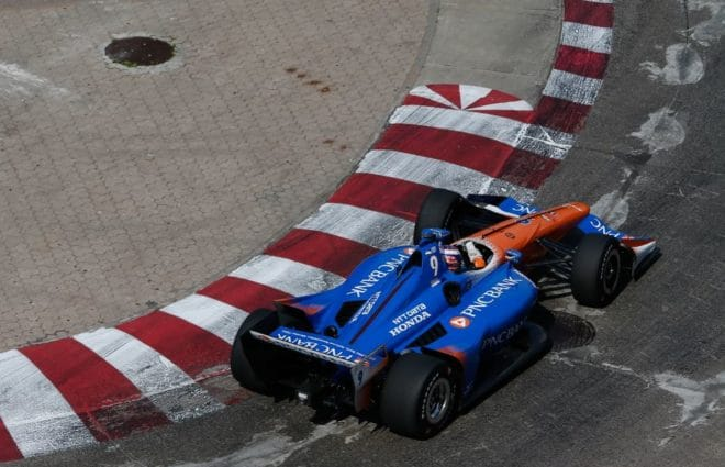 Scott Dixon In Championship Form with Toronto Victory