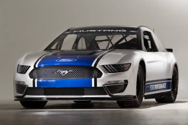 2019 Ford Mustang Credit Ford Performance