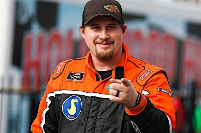 Josh Williams Gets Backing From Starbrite For 2019 Talladega NASCAR Xfinity Series Race