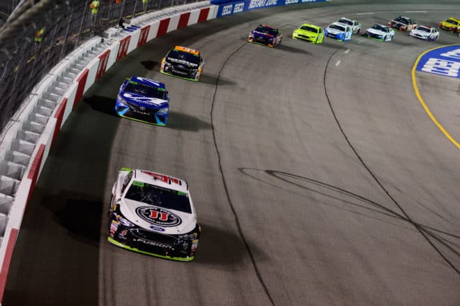 2018 Richmond 2 Kevin Harvick racing Getty Images