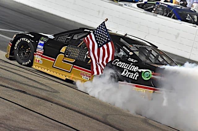 2018 NASCAR Driver Reviews: Brad Keselowski