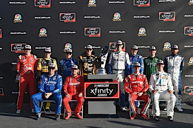 Eyes on XFINITY: Previewing the Playoffs