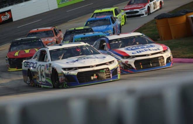 5 Points To Ponder: Martinsville Madness