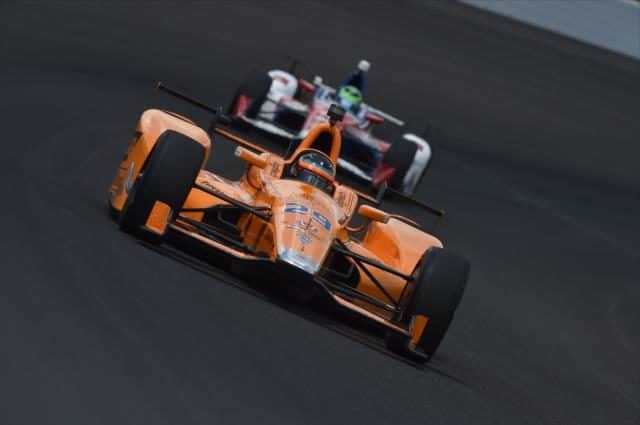 Fernando Alonso to Race in the 103rd Indianapolis 500 with McLaren