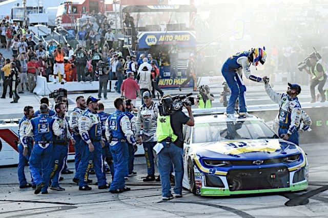 2018 NASCAR Driver Reviews: Chase Elliott