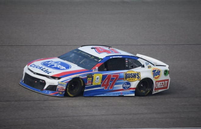 AJ Allmendinger Ends 2018 With 19th-Place Finish, Complete Unknown Future