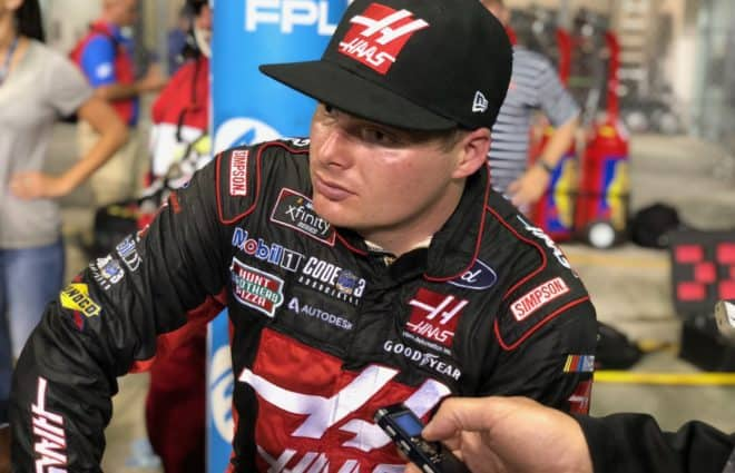 "Cole Custer on Championship Runner-Up: ""I feel like we did almost everything right"""