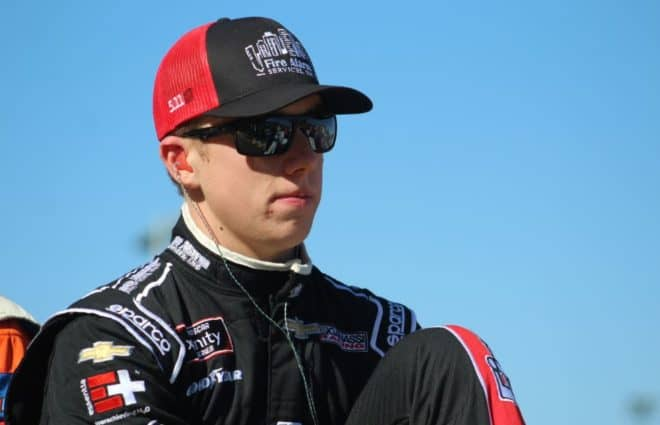 John Hunter Nemechek Moving to GMS Racing in 2019
