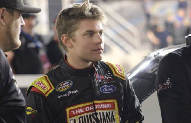 Myatt Snider Joining RCR in Part-Time Xfinity Ride