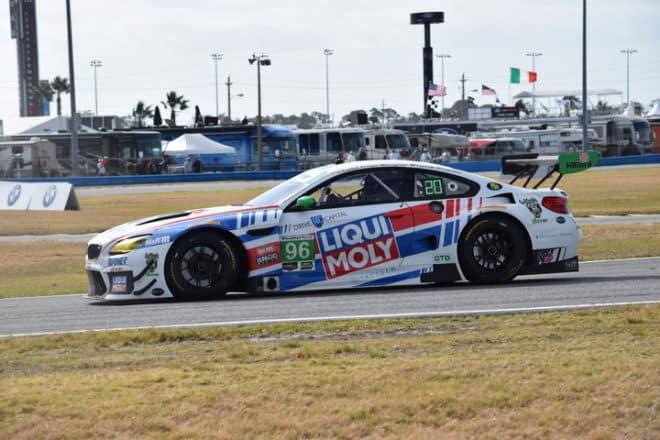 2018 Daytona IWSC Mark Kvamme Car Phil Allaway