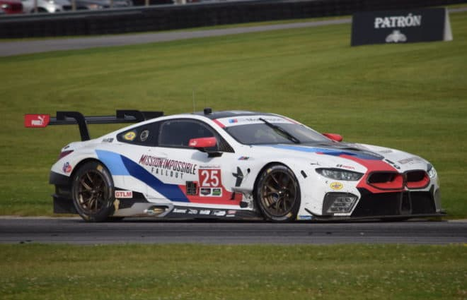 BMW Motorsports Announces 2019 IMSA Lineup Changes