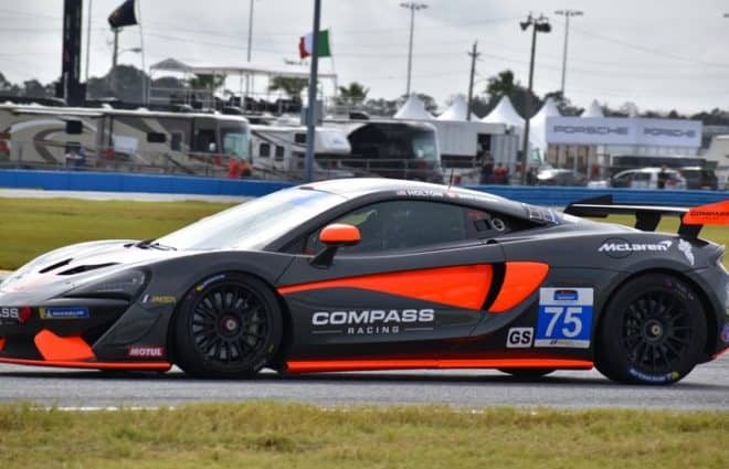 Kuno Wittmer, Indy Dontje Fastest in Michelin Pilot Challenge VIR Practices