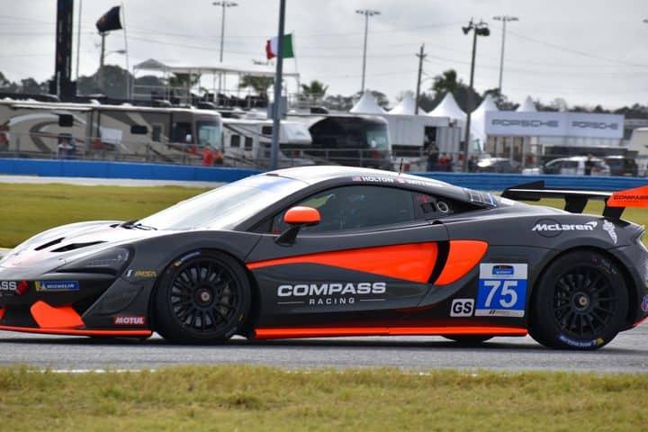 2019 Daytona IMPC Kuno Wittmer Car Phil Allaway
