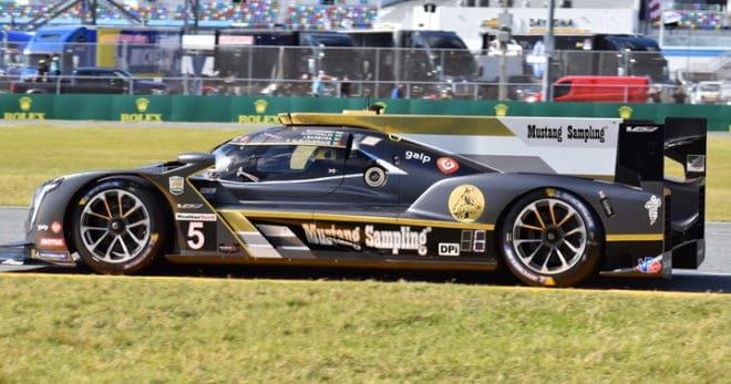 2019 Daytona IWSC Christian Fittipaldi Car Phil Allaway