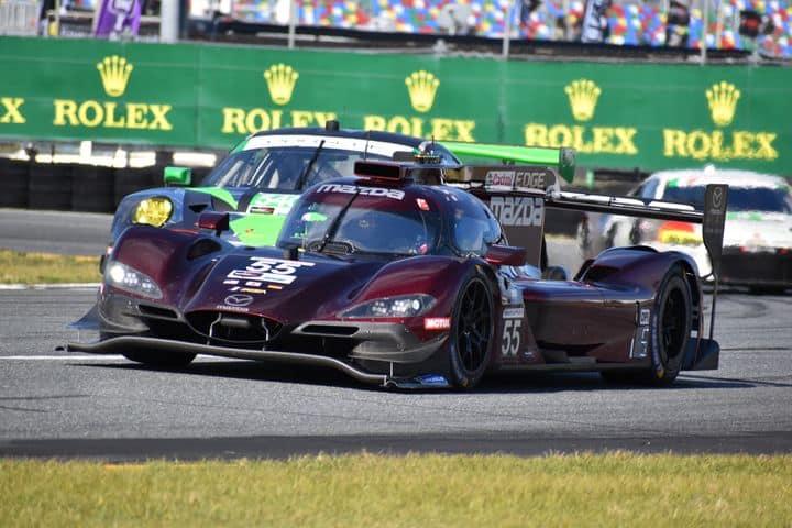 2019 Daytona IWSC Jonathan Bomarito Car Phil Allaway