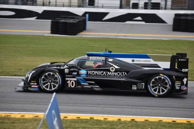 2019 Daytona IWSC Jordan Taylor Car Phil Allaway