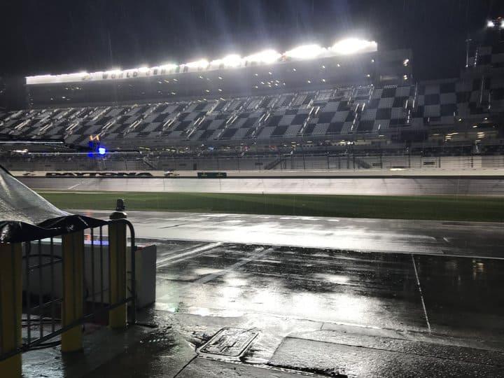 2019 Daytona IWSC Rain Phil Allaway