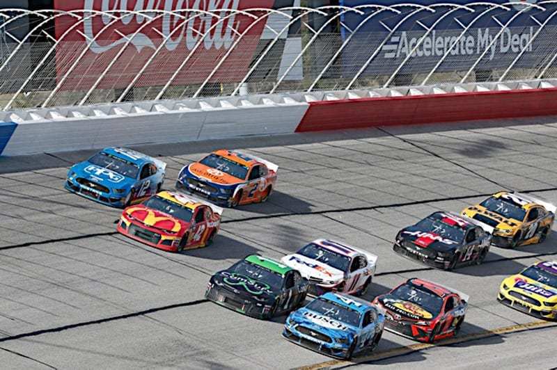 2019 Atlanta CUP pack racing NKP