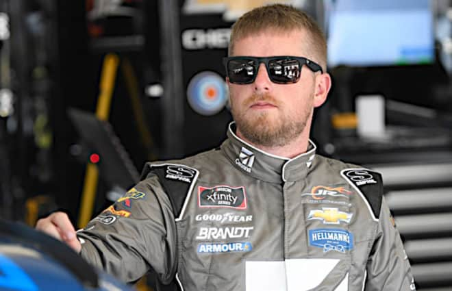 Justin Allgaier Ready to Take Next Step with JR Motorsports