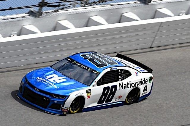 2019 Daytona Clash CUP Alex Bowman car NKP