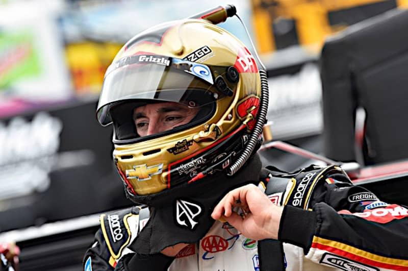 2019 Daytona I CUP Austin Dillon helmet NKP