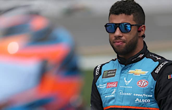 Bubba Wallace Doing Double Duty At Martinsville