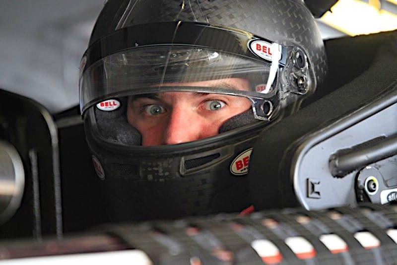 2019 Daytona I CUP Corey LaJoie helmet NKP