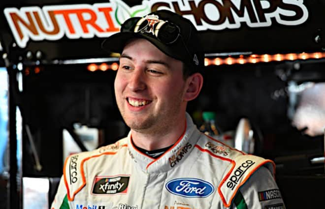 Chase Briscoe Relishing Opportunity Provided to Him Behind the Wheel in 2019