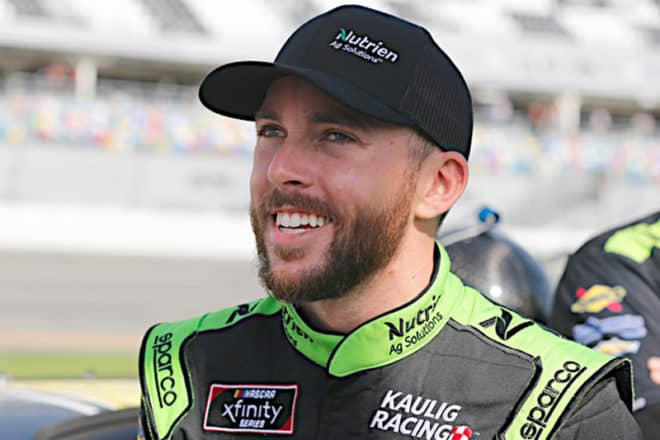 2019 Daytona I NXS Ross CHastain face NKP