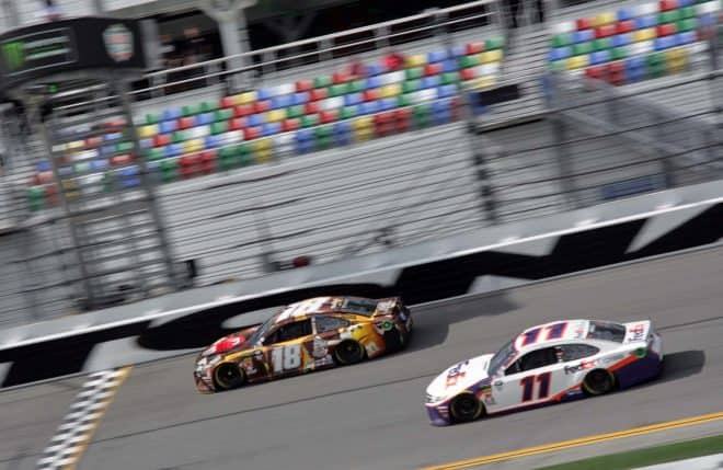 Joe Gibbs Racing Pack D500Practice16