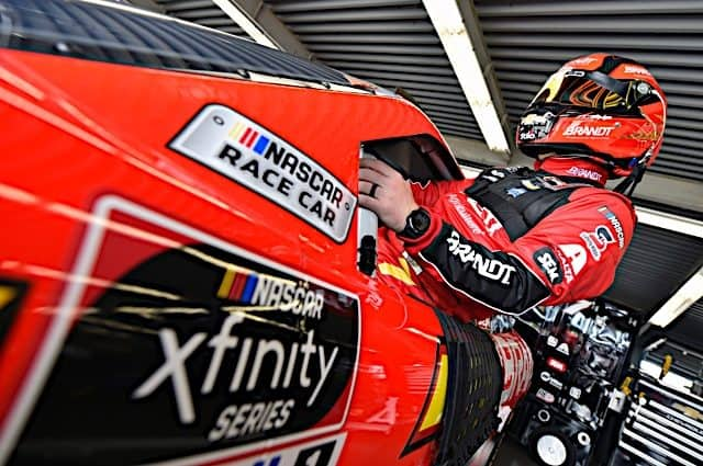 Eyes on Xfinity: Justin Allgaier Putting 2018 in Rear View, Focused on Winning in 2019