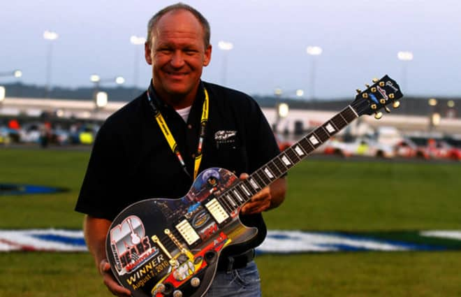 Legendary NASCAR Artist Sam Bass Dead at 57