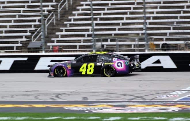 2019 Cup Jimmie Johnson Texas Motor Speedway Rick Lunkenheimer